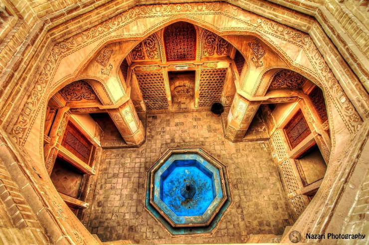 Sultan Amir Ahmad Bathhouse-Photo by Saeed Nazari