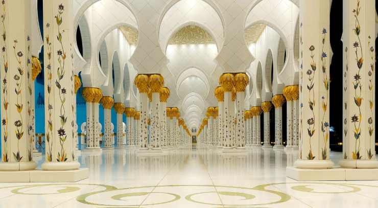 Top 10 Arabic Architecture-Abu Dhabi-Photo by Teguh S