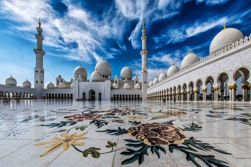 Top 10 Islamic Architecture