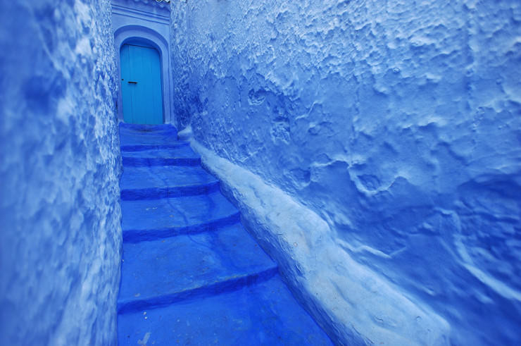 Top 10 Arabic Architecture-Chefchaouen-Photo by Andy Mumford