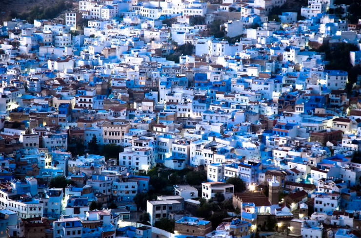 Top 10 Arabic Architecture-Chefchaouen-Photo by Javier Garcia