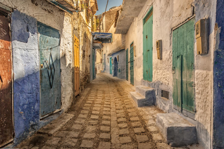 Top 10 Arabic Architecture-Chefchaouen-Photo by Juan Luis Mayordomo