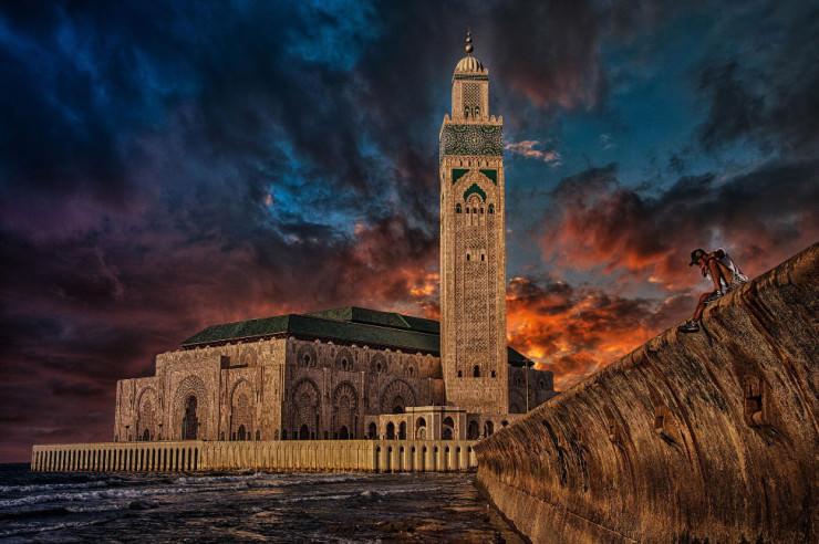 Top 10 Arabic Architecture-Hassan-Photo by Nabil Elminaoui