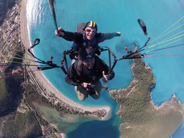 Top 10 Paragliding Sites-Oludeniz-Photo by Abdullah Rhwanjy