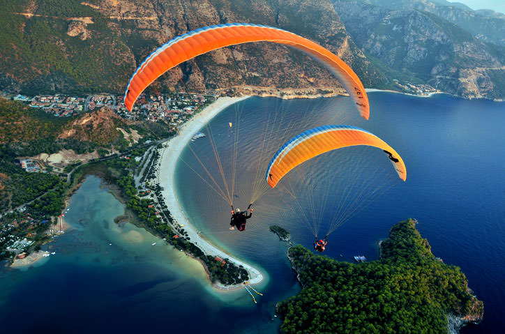 Top 10 Paragliding Sites-Oludeniz-Photo by Kenan Olgun