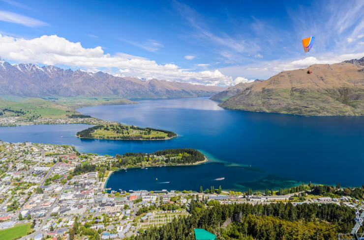 Top 10 Paragliding Sites-Queenstown-Photo by Martin Jeffries
