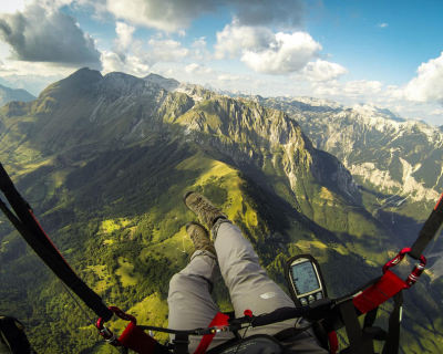 Top 10 Paragliding Sites