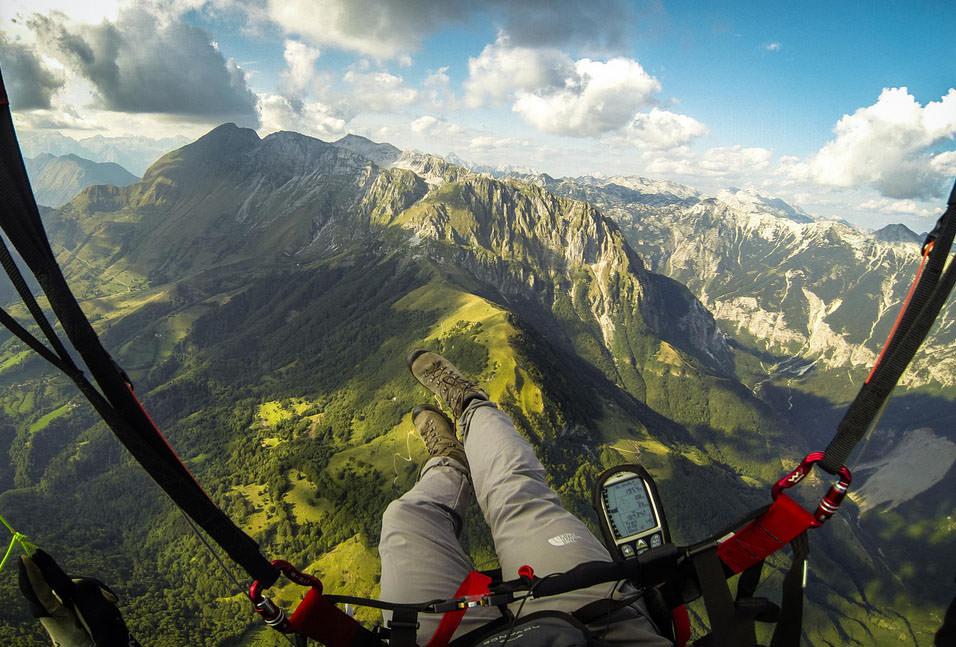 Top 10 Paragliding Sites