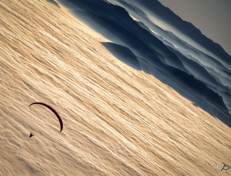 Top 10 Paragliding Sites-Slovenia-Photo by Uros Podlogar