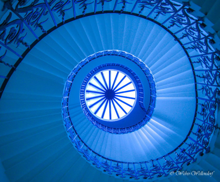 Top 10 Spiral-Tulip Stairs-Photo by Torben Weber Andersen
