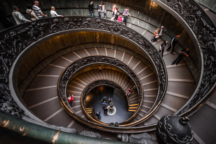 Top 10 Spiral-Vatican-Photo by Drew Nicoll
