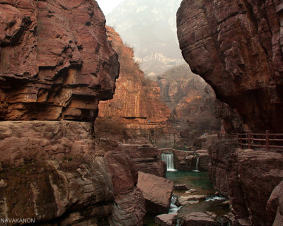Yuntaishan Global Geopark – a Place of Natural Wonders, China