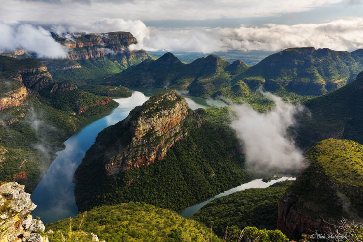 Blyde River Canyon-Photo by Oleh Matsevych
