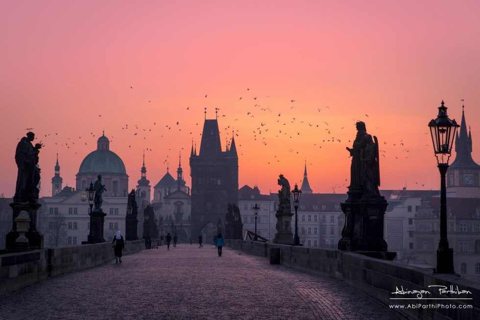 Charles Bridge – the Most Beautiful Gothic Structure in the Czech Republic