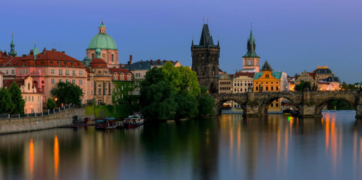 Charles Bridge-Photo by Christian Zai