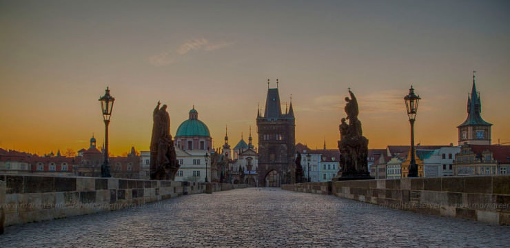 Charles Bridge-Photo by Mark Greenfield