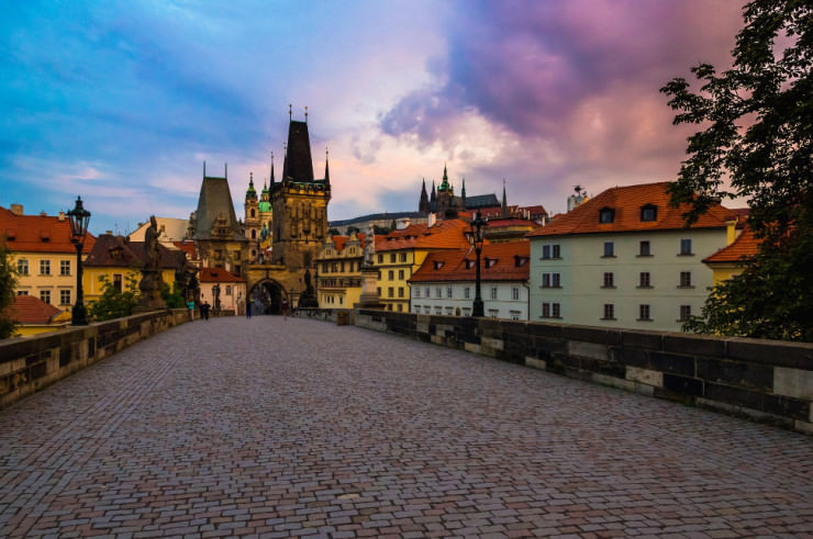 Charles Bridge-Photo by Mark Kats2