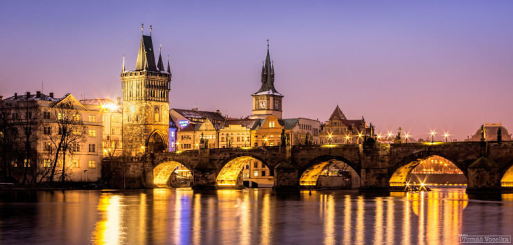 Charles Bridge-Photo by Tomáš Vocelka