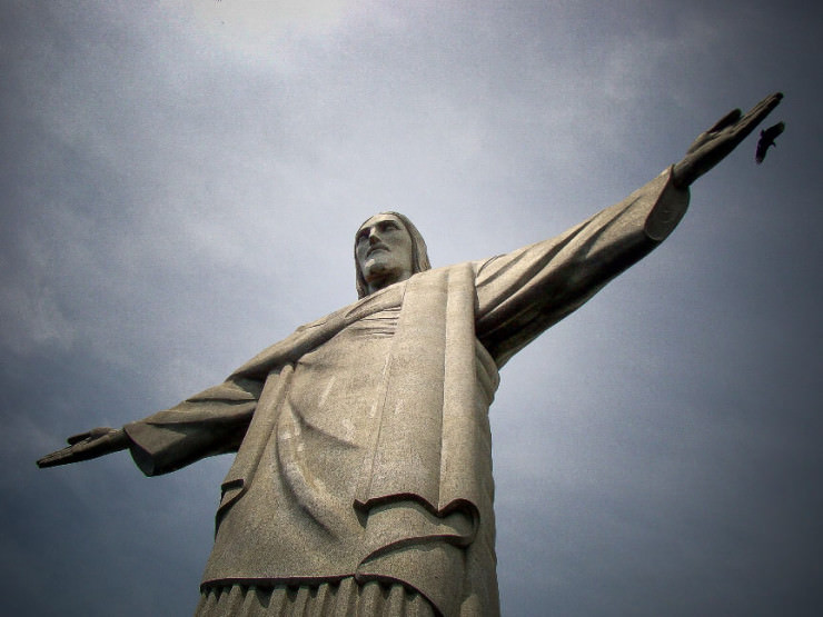 Christ the Redeemer-Photo by Alexandre Siqueira