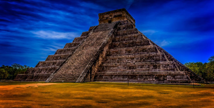 El Castillo-Photo by Monsoon Photo