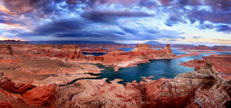 Lake Powell-Photo by Rick Parchen