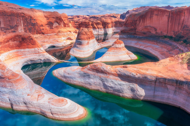 Lake Powell-Photo by Wan Shi