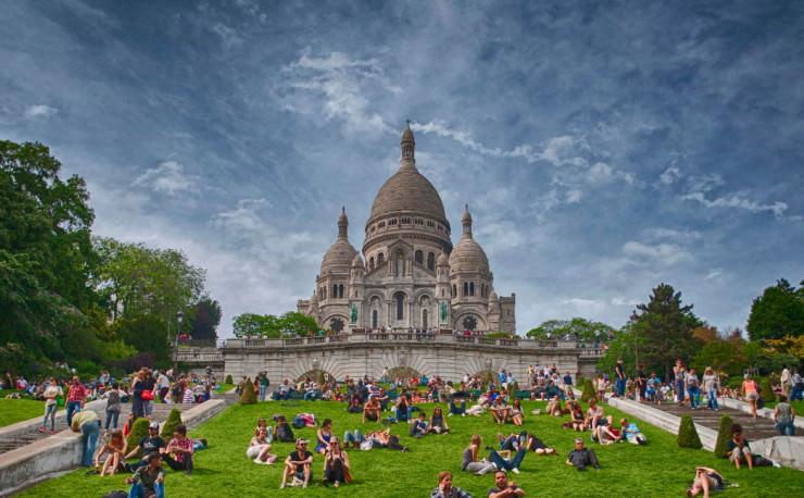 Montmartre-Photo by Konstantinos Kouratoras
