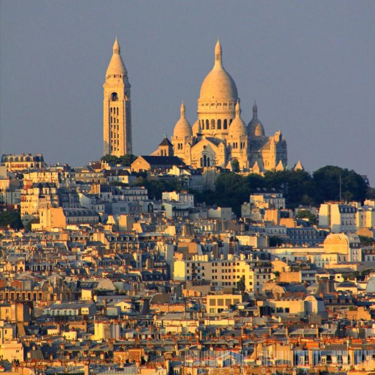 Montmartre-Photo by Sameer Gharat