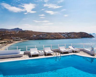 Pietra e Mar – an Idyllic Resort in Mykonos, Greece