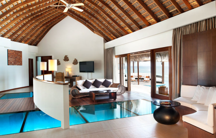 Top 10 Resorts in Maldives-Photo by W Retreat & Spa