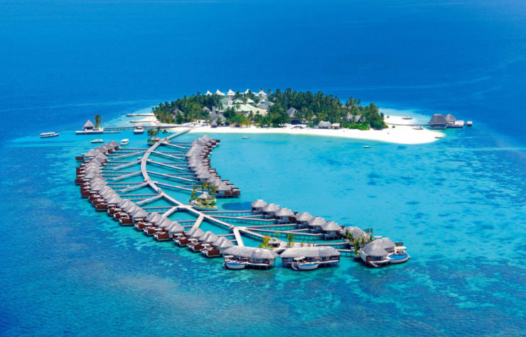 Top 10 Resorts in Maldives-Photo by W Retreat & Spa2