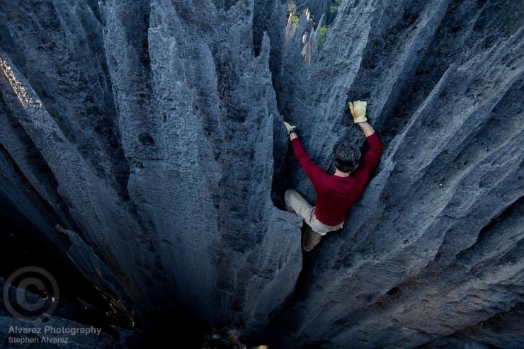 Top 10 Rock Formations-Tsingy-Photo by stephen alvarez (2)