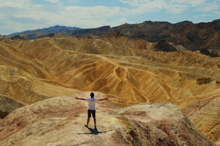 Top 10 Rock Formations-Zabriskie Point-Photo by Silvia Martocchia