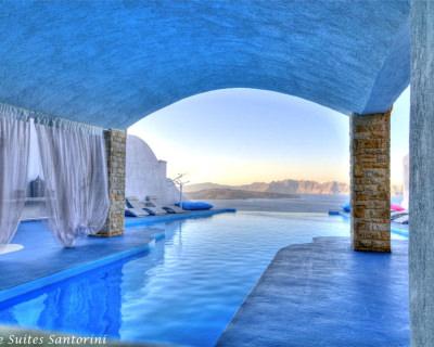 Astarte Suites – Elegant Luxury Hotel in Gorgeous Santorini, Greece