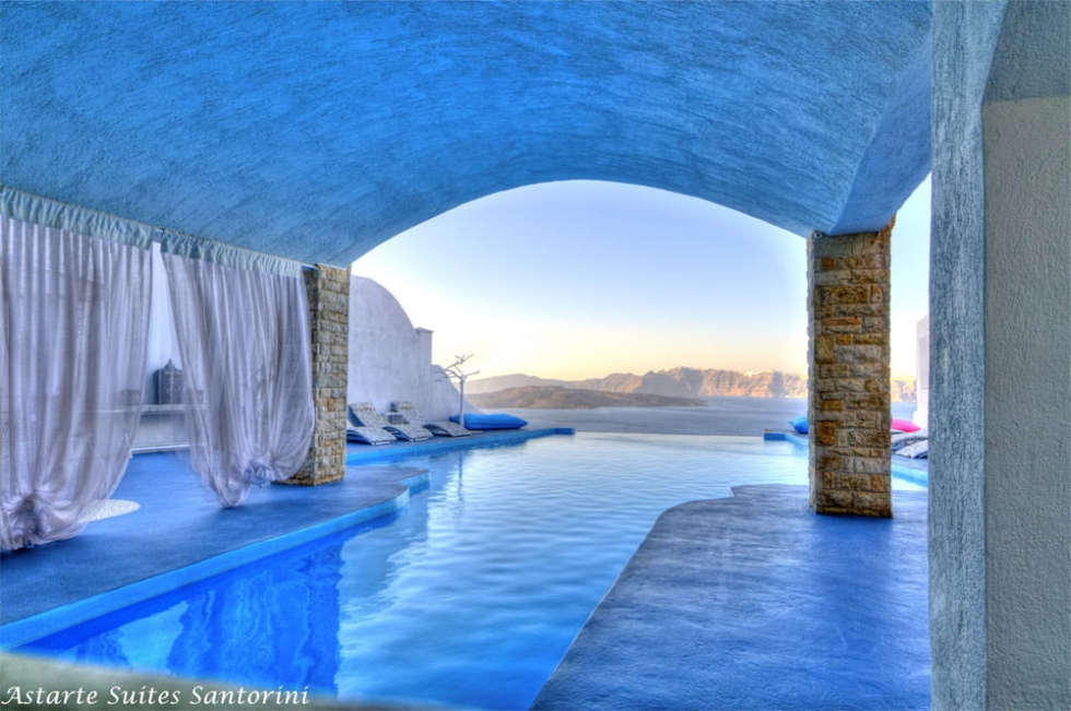 Astarte Suites Elegant Luxury Hotel In Gorgeous Santorini Greece