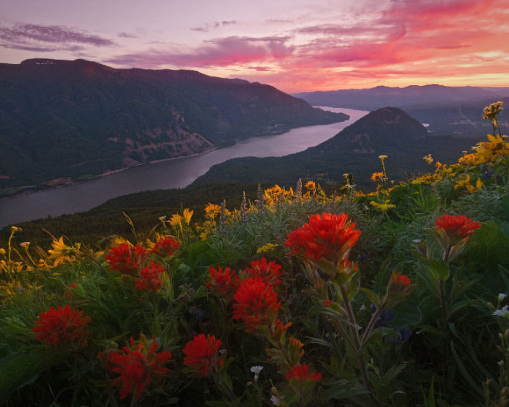 Columbia River Gorge-Photo by John Williams