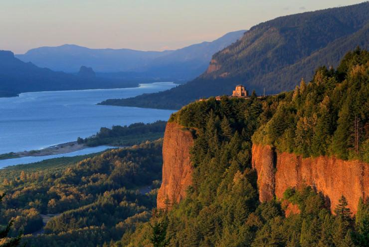Columbia River Gorge-Photo by Joseph Urgo