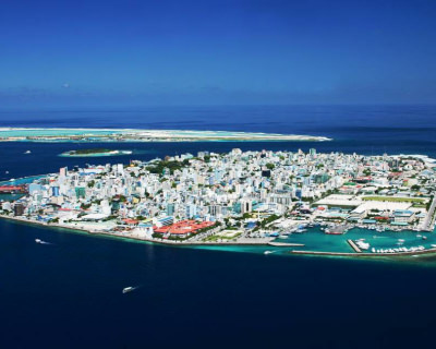 Malé – Busy and Vibrant Capital in a Divine Location, Maldives