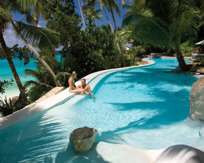 Royal Vacation in Pristine North Island, Seychelles