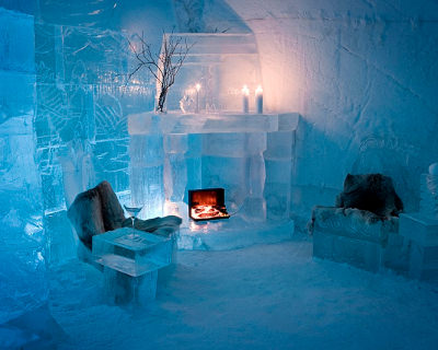 Sorrisniva Igloo Hotel – a Unique Frosty Stay in Norway