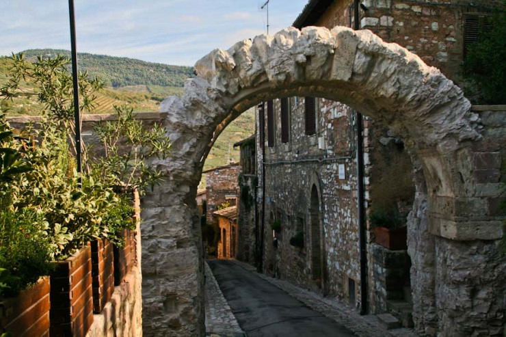 Top 10 Streets-Spello