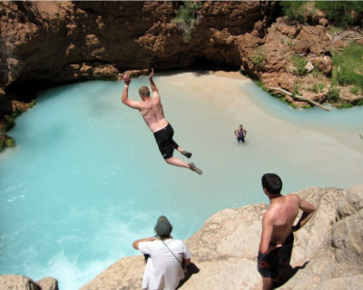 Top 10 Natural Pools