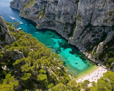 Calanque d'En-Vau – a Perfect Bathing Retreat in France