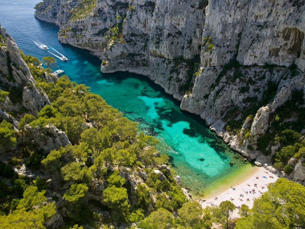 Calanque D En Vau A Perfect Bathing Retreat In France Places To See In Your Lifetime