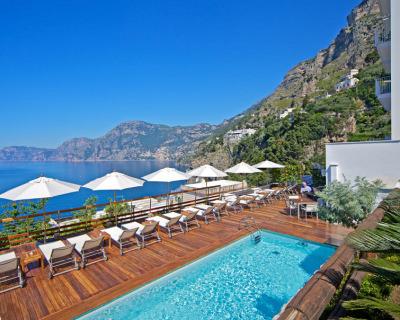 Casa Angelina Hotel – Elegant Modernity on the Amalfi Coast, Italy