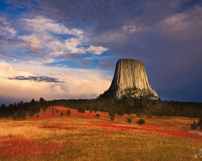 Devils Tower – a Sacred Natural Wonder in Wyoming, USA