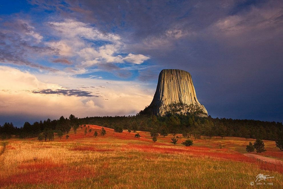 Devils Tower Wy >> Devils Tower A Sacred Natural Wonder In Wyoming Usa
