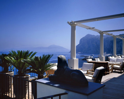 J.K. Place Capri – Chic Luxury on the Best Mediterranean Island, Italy