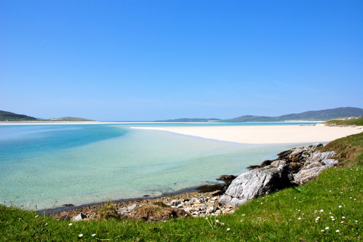 Luskentyre-Photo by Mark Hutton