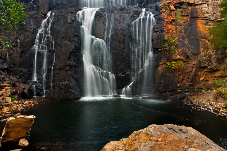 MacKenzie Falls-Photo by Kenn Leonhardt